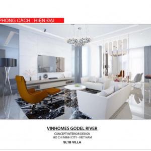 Cho thuê biệt thự Vinhomes Golden River VIC 49
