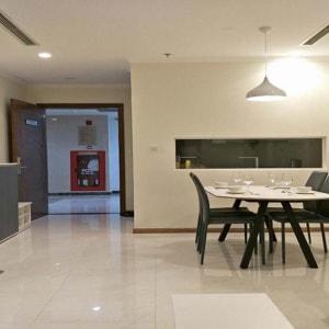Cho thuê căn hộ dịch vụ ngắn hạn. Loại 1 phòng ngủ. 57m2. Giá 55$/ngày (Central 2)